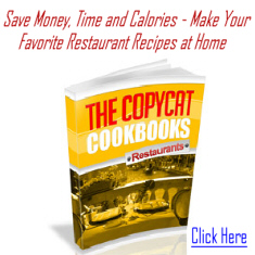 Copy Cat Restaurant Recipes