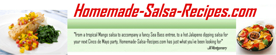 Homemade Salsa Recipes